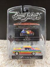 Greenlight Barrett-Jackson Auction Block 1968 Chevy Impala Fastback Vietnam NIP