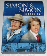 Simon & Simon - Season 1 (DVD, 2006, 4-Disc Set) Used (Region 1 NTSC)
