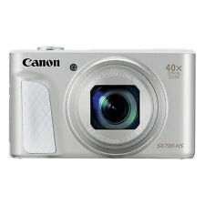 Canon PowerShot SX730 HS 20.3MP Digital Camera 40x Optical Zoom WiFi/ NFC Silver