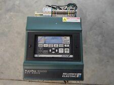 Reliance FLEXPAK 3000 DC Drive    15HP    460V     15ER7731      (#2)