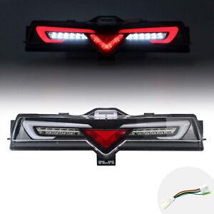 CLEAR Rear Bumper Reverse Brake Fog LED Light Lamp FOR 2013-2020 GT-86 FRS BRZ