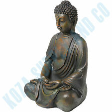 Outdoor Buddha Statue Garden Patio Sculpture Lawn Decorative Figure Decor Yard