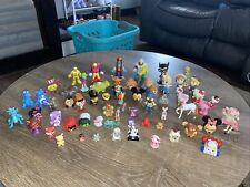Lot of Disney, hello kitty Other Small Toys Some Vintage / Various Characters