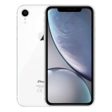 APPLE IPHONE XR 64GB TELEFONO MOVIL LIBRE SMARTPHONE COLOR BLANCO 4G MRY52QL/A