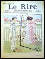 Le RIRE N°85 du 20 Juin 1896