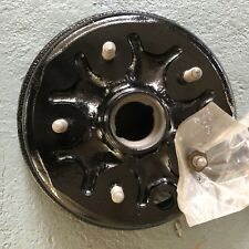 EARLY TD Brake Drums FRONT