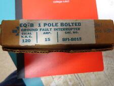 Brand New In Box Ite Type Bqf Cat. Bf1-B015 Gfi Circuit Breaker