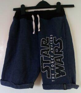 Boys Star Wars Shorts 9-10