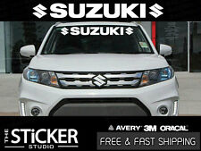 Suzuki Windshield Logo Swift Grand vitara sx4