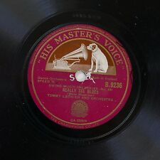 78rpm TOMMY LADNER ORCH really the blues / ja-da