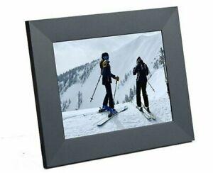 """Aura Frames 10.6"""" x 8.7""""  Mason Digital Photo Frame, SHALE) - AF300-SH"""