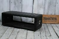 Kustom Vintage 1960's Tuck and Roll Electric Guitar Amplifier Head Empty Cabinet