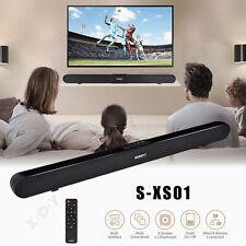 XGODY 40W Wireless Sound Bar Speaker Deep Bass TV Home Subwoofer 4.0 System New