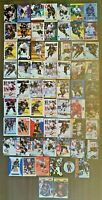VANCOUVER CANUCKS --- Lot of 64 INSERT cards