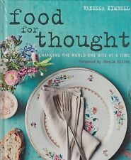Food for Thought BRAND NEW BOOK by Vanessa Kimbell (Hardback 2015)