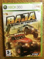 Baja Edge of Control - Xbox 360 UK Factory Sealed!