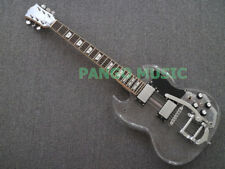 Pango Acrylic Body SG style Electric Guitar with LED light (PAG-007)