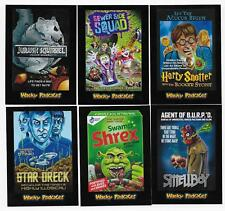 2018 Topps Wacky Packages Go To The Movies Trading Card Set  90 CARDS