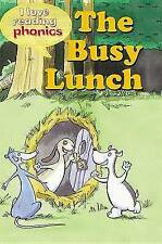Early Reader Phonics - I Love Reading Phonics Level 2: THE BUSY LUNCH - NEW