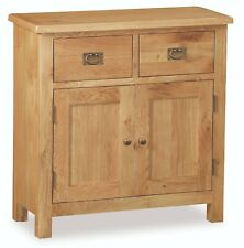 Dining Room Oak Rustic Sideboards Buffets With Doors For Sale Ebay