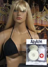 Asylum Play Doctor Reflector Nurse Cap Gauze Novelty Hot Sexy Gift