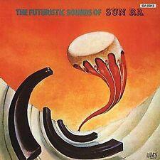The Futuristic Sounds of Sun Ra [Remaster] by Sun Ra (CD, Oct-2005, Savoy Jazz (USA))