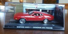 Mustang Mach 1, James Bond 007 Modellauto-Collection, Nr. 13, DAF