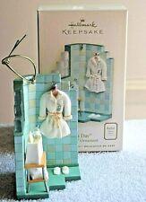 Barbie Spa Day Hallmark Keepsake Ornament 2007 Massage Manicure Pamper