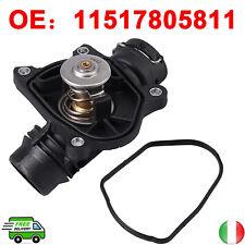 Nuovo termostato + alloggiamento per BMW E46 E90-93 E60 E61 E63 E64 11517805811