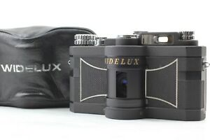 *CLA`D NEAR MINT IN CASE* Panon WIDELUX F7 35mm Panoramic Film Camera From Japan