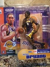 MCFARLANE NBA SERIES 3 KOBE BRYANT - LOS ANGELES LAKERS - PURPLE JERSEY