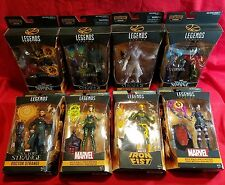 COMPLETE SET MARVEL LEGENDS DOCTOR STRANGE DORMAMMU BAF SERIES IRON FIST LOT NIP