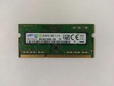 Lot 50 4GB SAMSUNG M471B5173QH0-CK0 4GB DDR3 PC3-12800 1600MHz SODIMM MEMORY RAM