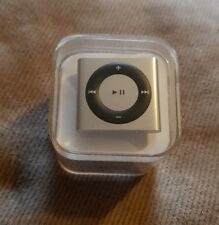 Apple iPod Shuffle 4th Generation - Silver - 2GB CC5H40LXDCMJ