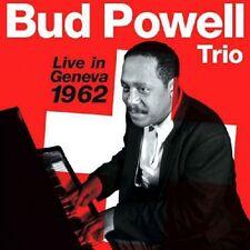 Bud Powell - Live in Geneva [New CD]