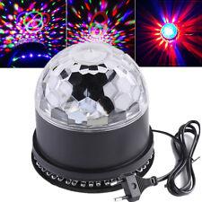 LED magic ball RGB Disco Lampe discokugel Lichteffekte DJ Party Bühnebeleuchtung