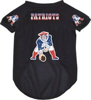 NEW NEW ENGLAND PATRIOTS PET DOG FOOTBALL JERSEY THROWBACK RETRO ALL SIZES NAVY