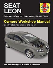 buy paper seat car service repair manuals ebay rh ebay co uk 2017 Seat Exeo Seat Toledo 2002