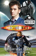 Doctor Who: The Sontaran Games by Jacqueline Rayner (Paperback, 2009)