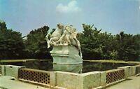 Postcard Statue Brookgreen Gardens Myrtle Beach South Carolina