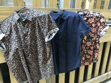 69296b42029 FOREVER 21 Short Sleeve 100% Cotton Casual Shirts for Men for sale ...