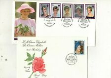 GB..18 x   FDCs. BETTER POSTMARKS. SEE PICTURES
