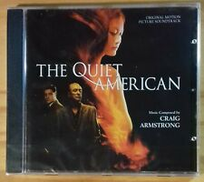 Craig Armstrong: The quiet american Soundtrack VS CD