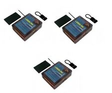 Lemon Rx DSM2 Compatible 10-Channel Receiver x 3 Sets  Free Shipping !