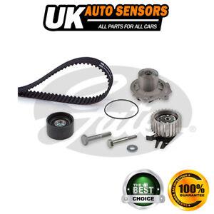 Fits Fiat Alfa Romeo Lancia Gates Timing Belt + Water Pump Kit -4430