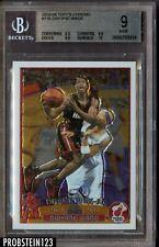 2003-04 Topps Chrome Dwyane Wade Miami Heat RC Rookie BGS 9 w/ 10