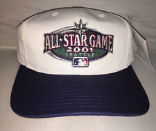 53eb0486198 Vtg 2001 Seattle MLB Baseball All Star Game Snapback hat cap Mariners  griffey jr