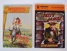 Western (Pabel) Nr. 1-400 zus. (Z1) - (Z1-2)