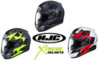 HJC CL-17 Ragua Helmet MC-1SF MC-3HSF MC-5SF Full Face XS-5XL DOT SNELL Approved