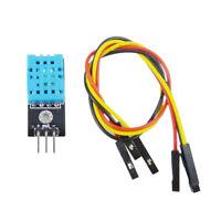2PCS Digital Temperature&Relative Humidity Sensor DHT11 Module for Arduino